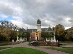 De Fraeylemaborg te Slochteren - foto: Jannie Warmolts